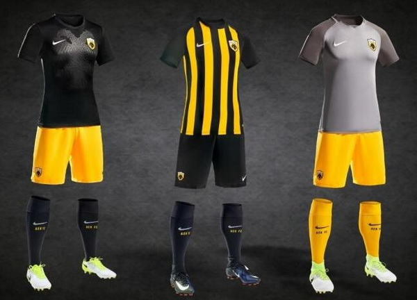 Maillots_AEK_Athens_2018_Pas_Cher_(6)