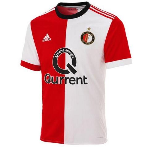 Nouveau Maillots de foot Feyenoord 2018 (12)