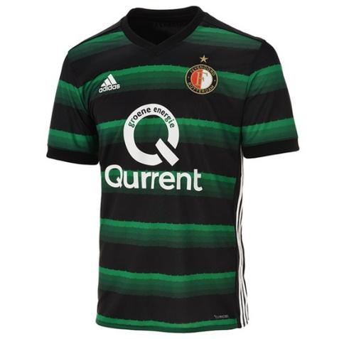 Nouveau Maillots de foot Feyenoord 2018 (8)
