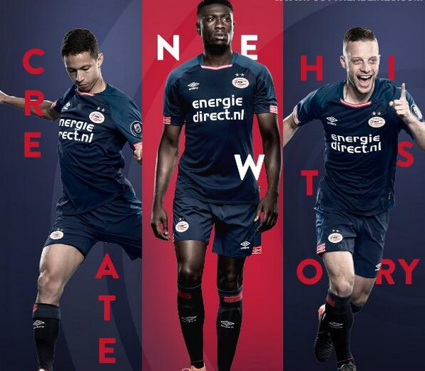 Boutique Maillot PSV Eindhoven 2019 en ligne (10)