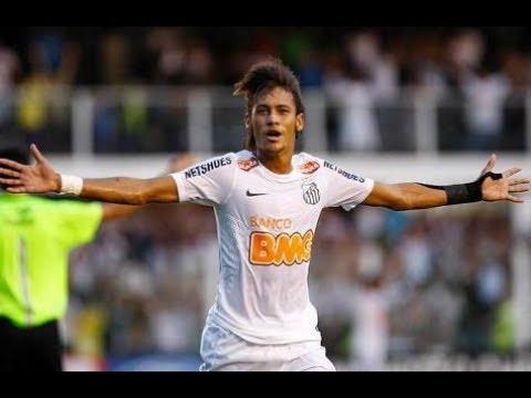 Maillot de Neymar Santos FC 2009-2013 (1)